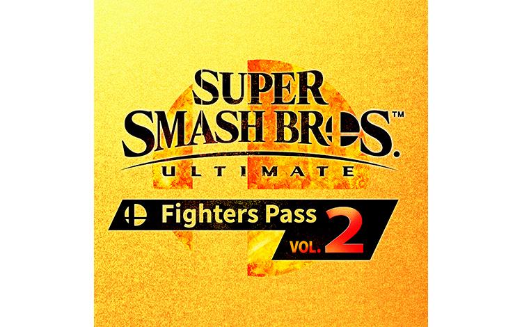 Super Smash Bros™ Ultimate: Fighters Pass Vol. 2 (Бойцовский талон 2) (Nintendo Switch - Цифровая версия)