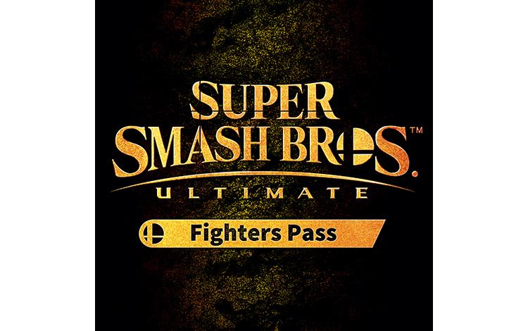 Super Smash Bros™ Ultimate: Fighters Pass (Бойцовский талон) (Nintendo Switch - цифровая версия)
