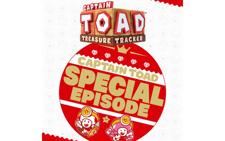 Captain Toad: Treasure Tracker – Special Episode (Nintendo Switch - Цифровая версия)