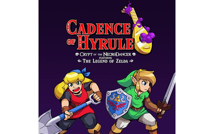 Cadence of Hyrule – Crypt of the NecroDancer Featuring The Legend of Zelda Сезонный абонемент (Nintendo Switch - Цифровая версия)