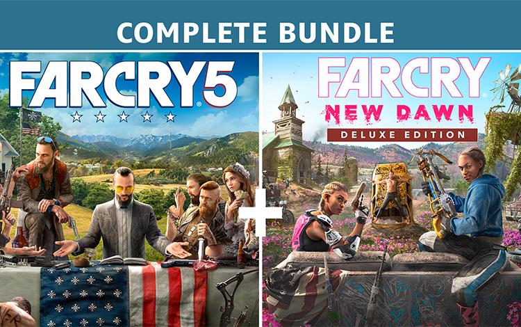 Far Cry New Dawn Complete Bunlde