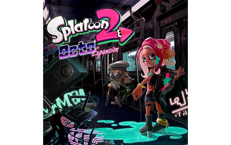 Splatoon 2: Octo Expansion (Nintendo Switch - Цифровая версия)