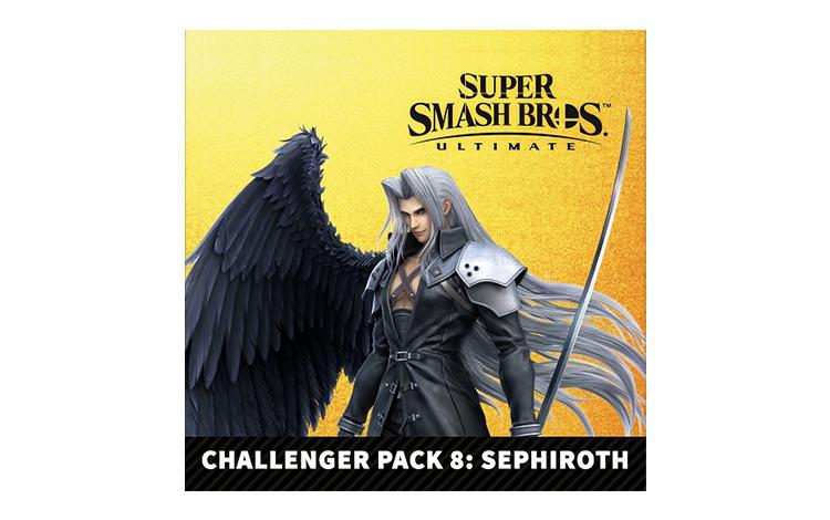 Super Smash Bros. Ultimate - Набор бойца 8: Сефирота (Nintendo Switch - Цифровая версия)