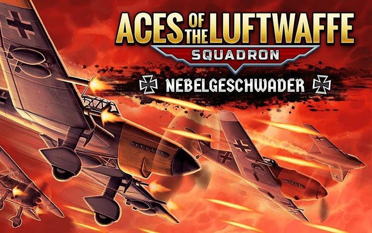Aces of the Luftwaffe Squadron – Nebelgeschwader