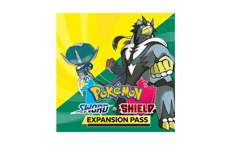 Expansion Pass - DLC для Pokemon Sword или Pokemon Shield  (Nintendo Switch - Цифровая версия)