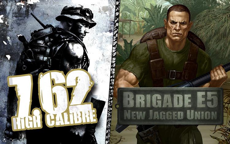 7.62 High Calibre / Brigade E5 pack