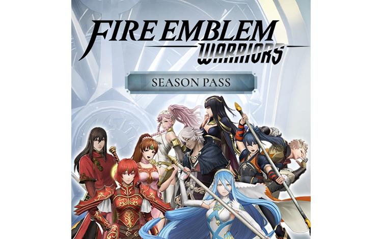 Fire Emblem Warriors: Season Pass (Nintendo Switch - Цифровая версия)