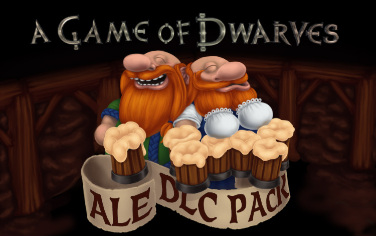 A Game of Dwarves: Ale Pack