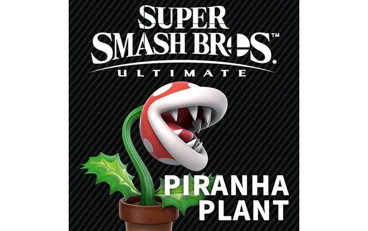 Piranha Plant - DLC for Super Smash Bros. Ultimate (Nintendo Switch - Цифровая версия)