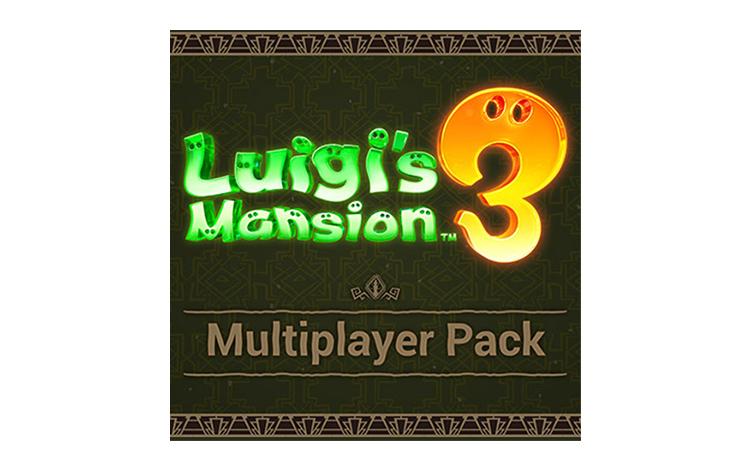 Luigi's Mansion 3 Multiplayer Pack (Nintendo Switch - Цифровая версия)