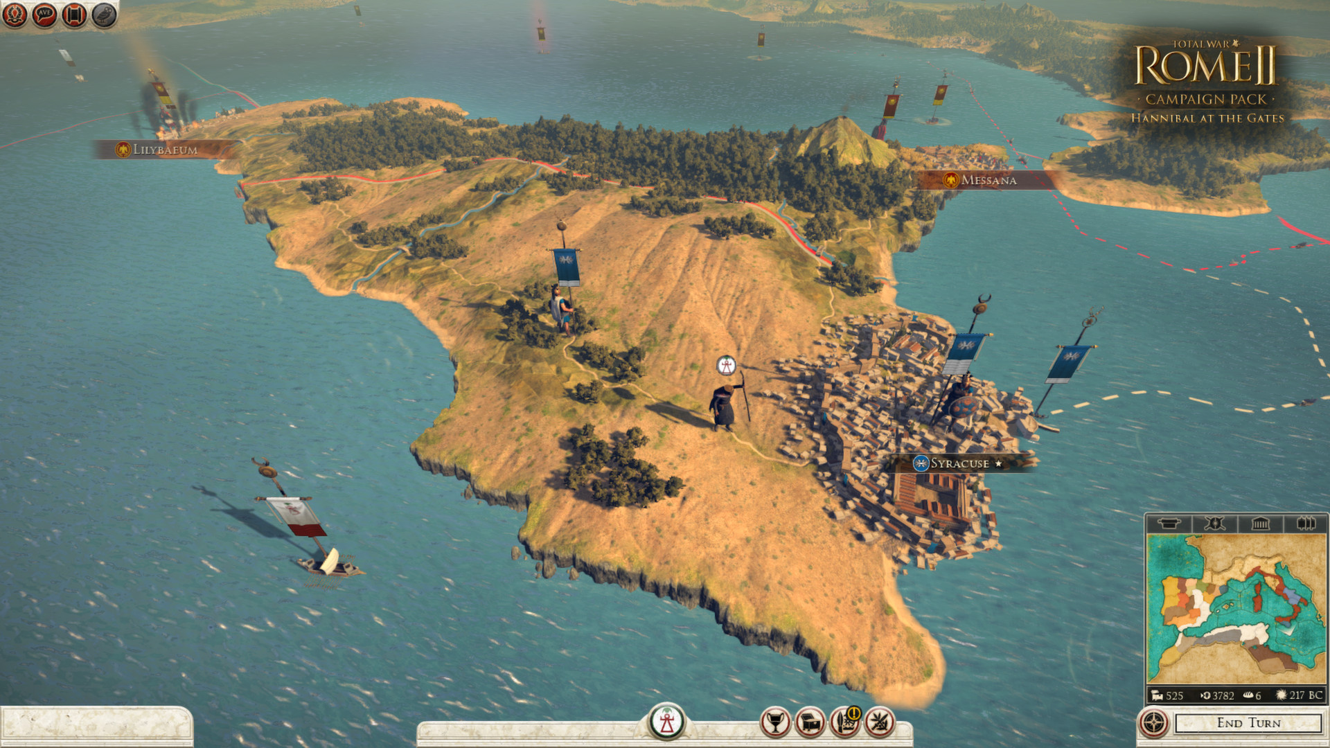 Total War : Rome II - Hannibal at the Gates DLC